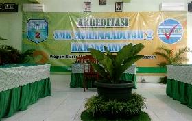 Selamat Datang Tim Asesor BAN SM (Badan Akreditasi Nasional Sekolah Menengah)