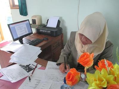 SMK Muh 2 Kra Menyabet Juara 2 Lomba LKS Bidang Secretary Tingkat Kabupaten